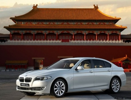 BMW doubles its capacity in China to take the niche