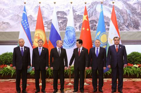 China, Russia and the SCO against the use of force in Syria and Iran