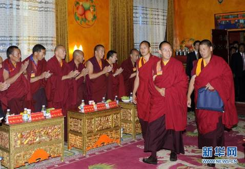 Panchen Lama urges Buddhist doctrines to be interpreted