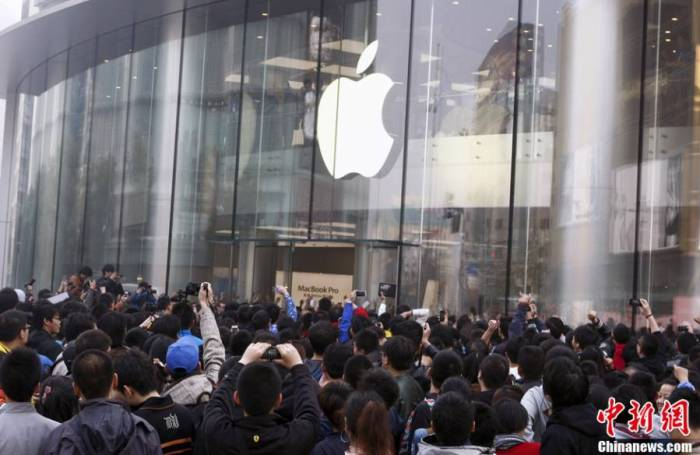 iPhone 5 China sales top 2 million
