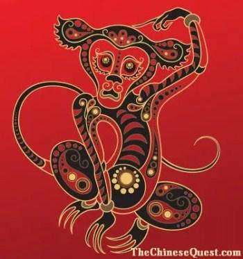 Chinese Zodiac Sign Monkey Traits & Personality