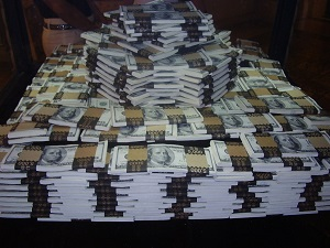Quarter of a Million Two-hundred and Fifty Thousand 250,000 dollars