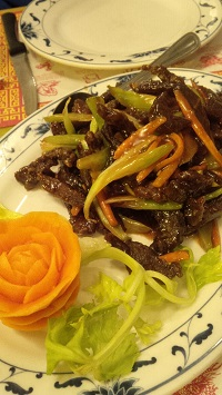 Chopsticks Chinese Restaurant Crispy Beef