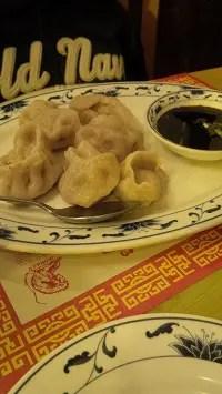 Chopsticks Chinese Restaurant Steamed Dumplings