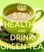 Stay Healthy and Drink Green Tea