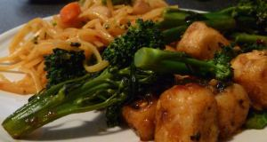 Vegan Chinese Food