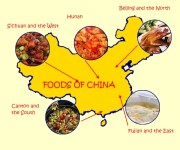 4 Main Types of Chinese Food