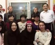 Ancient Chinese Jewish Community Celebrates Chanukah