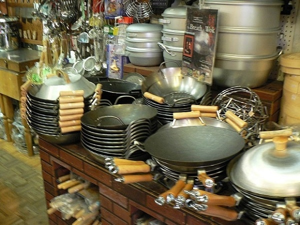 What-is-Wok-Made-of