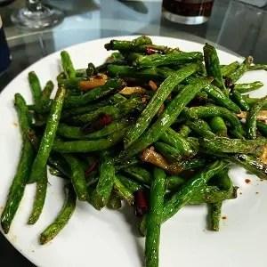 Stir-Fried-String-Beans