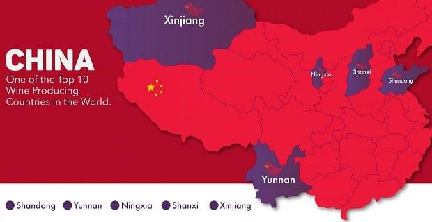 Chinese-Wine-Regions