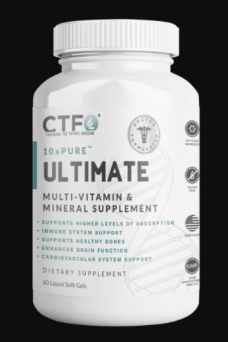 Ultimate Multi-Vitamin and Mineral Supplement