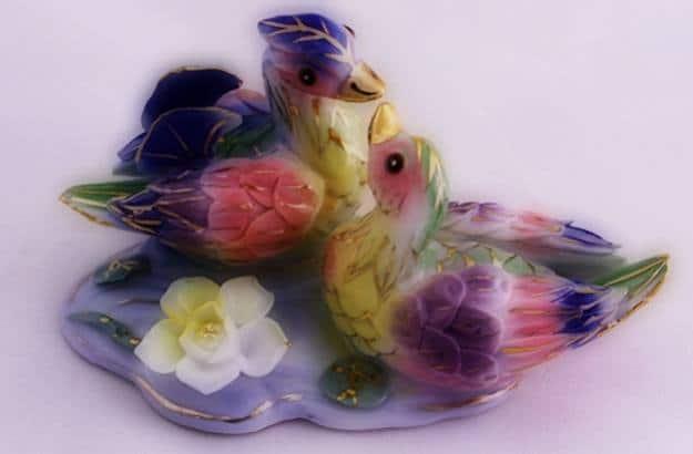 mandarin ducks - powerful feng shui symbol for love
