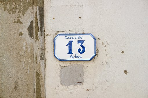 "Feng Shui of House Numbers – Is your home ""lucky"" ?"