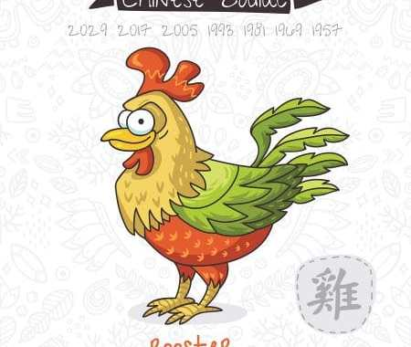Rooster 2019 Chinese Horoscope & Feng Shui Forecast