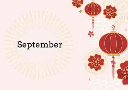 September 2020 Monthly Horoscope