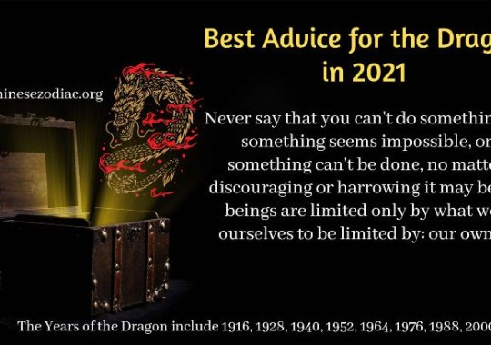 Year of the Dragon – 2021 Horoscope & Feng Shui Forecast