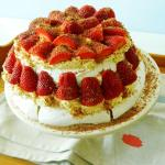 Traditional Pavlova - The perfect pavlova, this is the only recipe you'll ever need to master this meringue based dessert.