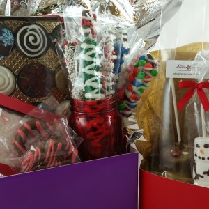 Gift Basket, Chocolate