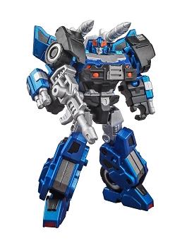 Iron Factory EX12G GENESIC BLUEFLASH