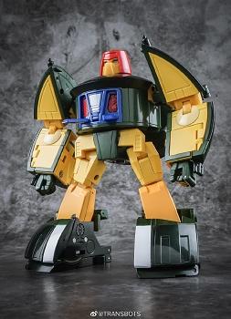 X-Transbots MM-IX Plus KLAATU