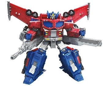 Transformers: Siege Leader Class OPTIMUS PRIME