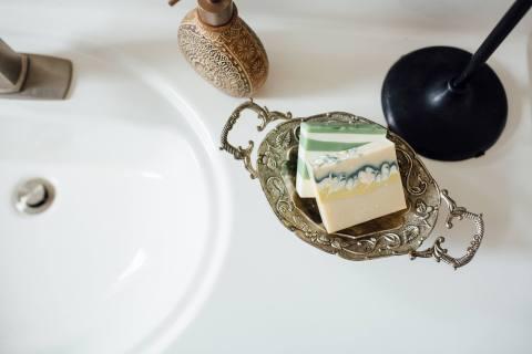 Multi-colored Soap