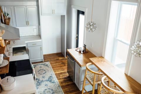 Creative Kitchen Space