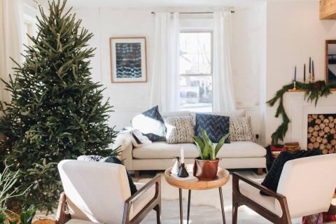 Lancaster City Living Room