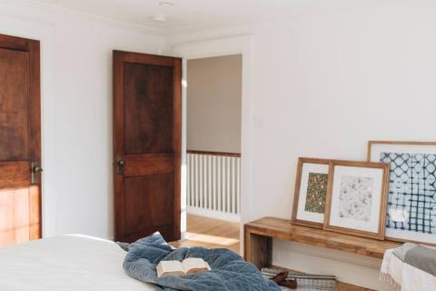 Simple Bedroom Redo