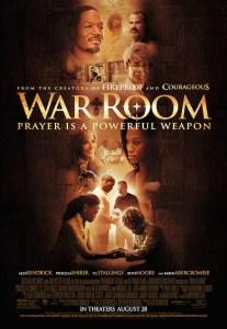 War Room film poster