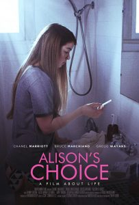 Alison's Choice poster