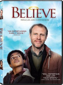 Believe DVD cover