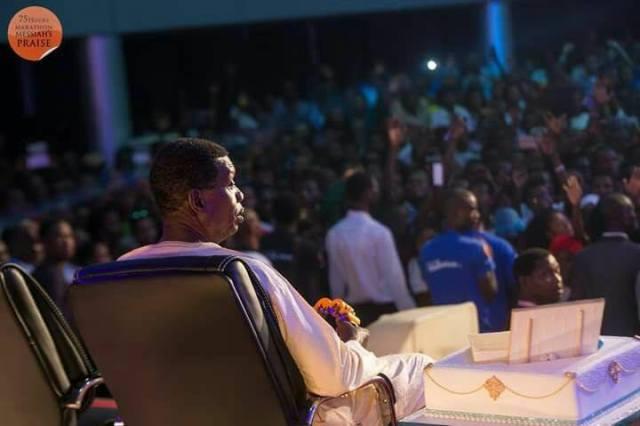 Happy Birthday Pastor Adeboye