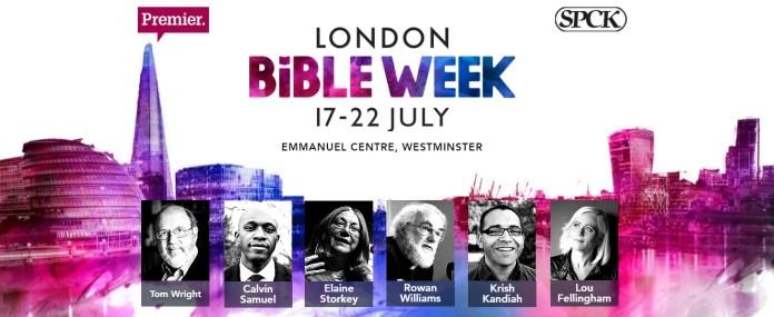 london bible week - christian mail