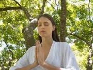 try a power meditation christian meditation