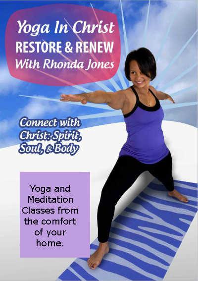 Yeshua Yoga Live Classes Online