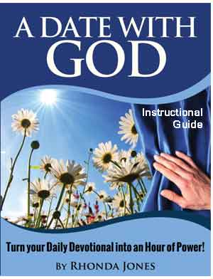 date with god instructional guide