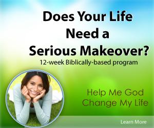help me god change my life