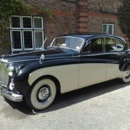 1960 Jag MK