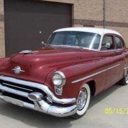 '51 Oldsmobile