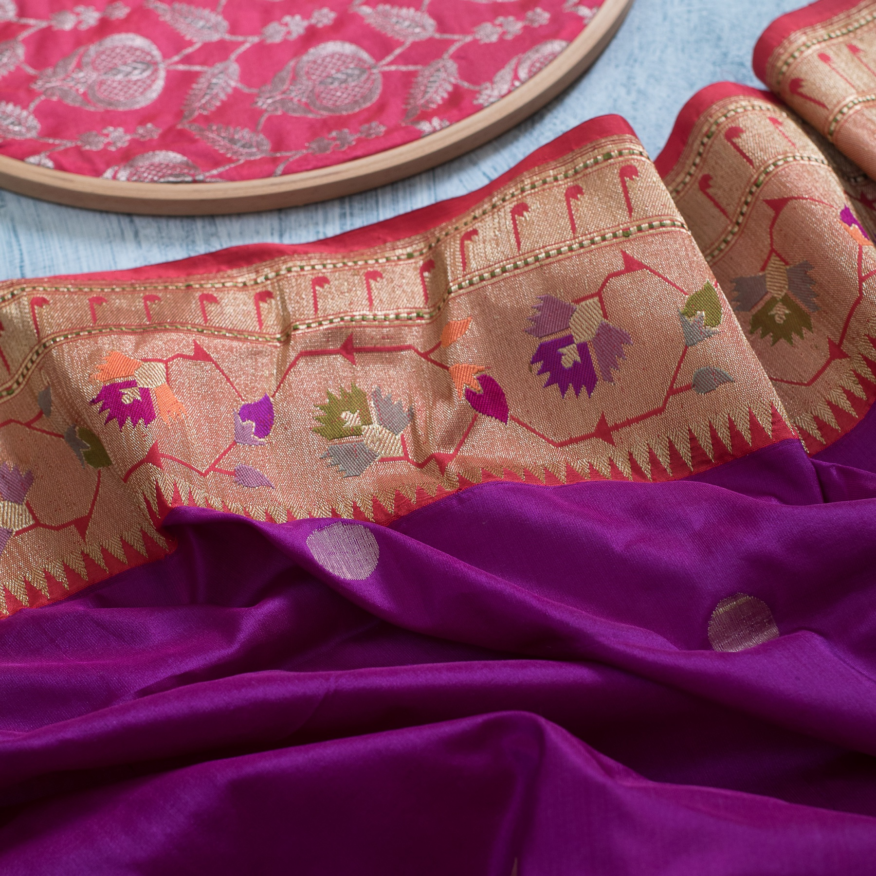 wedding-wear-pink-magenta-purple-textile-1594729-pxhere.com