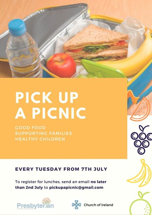 Pick Up A Picnic initiative - Antrim & Newtownabbey BC area