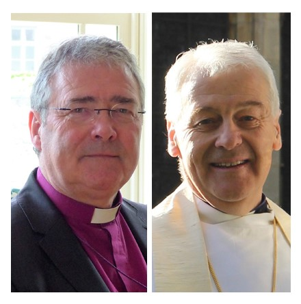 Bishops talk of Harvest and COVID-19 restrictions