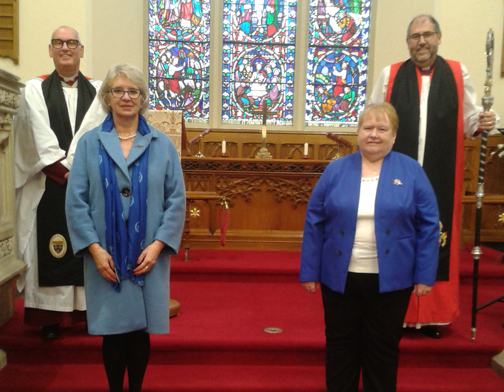 Connor Mother's Union hold Service of Thanksgiving