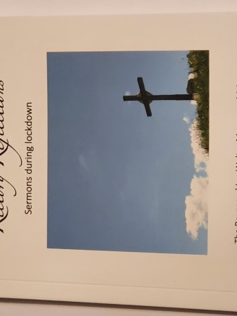 'Rectory Reflections' – A new book by Rev Ian Magowan