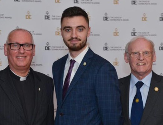 Antrim family reflect on Duke of Edinburgh award success