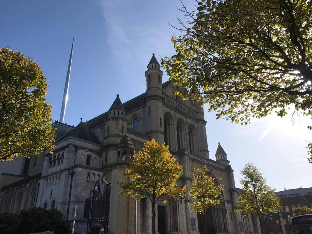 'Courage to Lament' event at Belfast Cathedral
