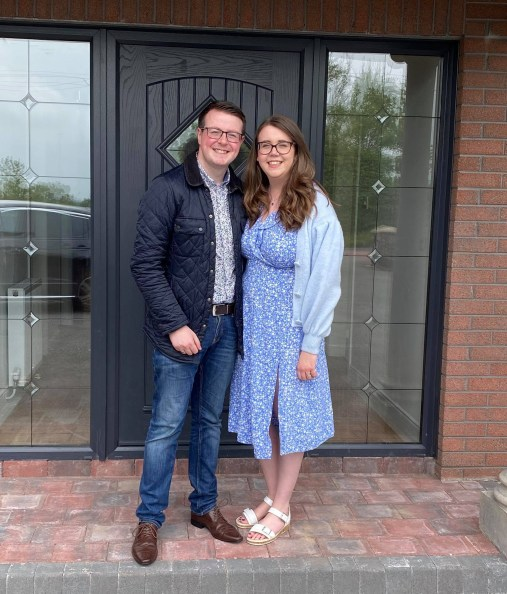 James and Hannah Porter called to Orritor and Claggan  Presbyterian churches