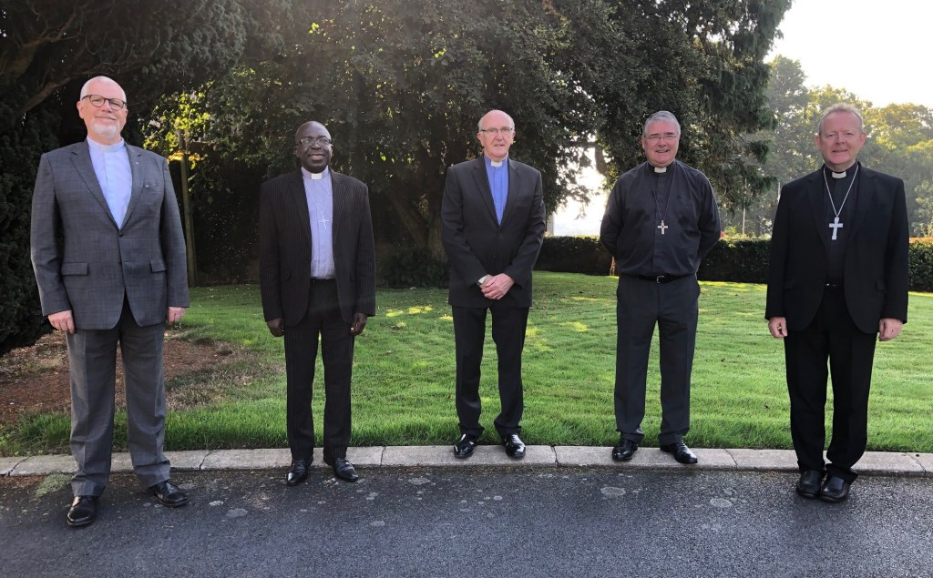 Church leaders invite prayerful support for Service of Reflection and Hope
